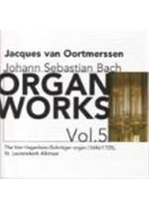 Bach: Organ Works, Vol 5