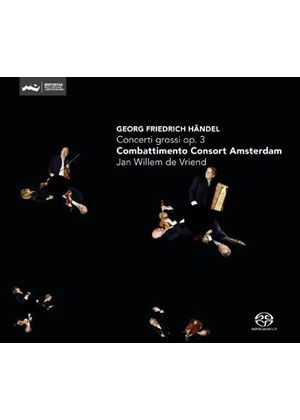 Handel: Concerti Grossi, Op. 3 (Music CD)