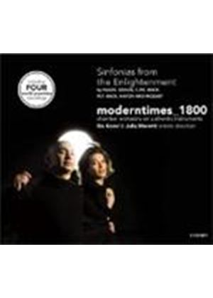 VARIOUS COMPOSERS - Sinfonias Of The Enlightenment (Modern Times_1800)