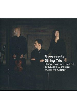 String Trios from the East (Music CD)