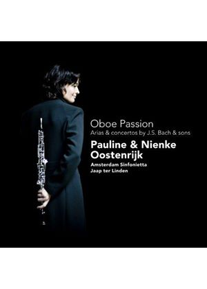Oboe Passion: Arias & Concertos by J.S. Bach & Sons (Music CD)