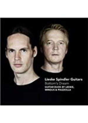 Bottom's Dream: Guitar Duos by Lieske, Mingus, Piazzolla (Music CD)