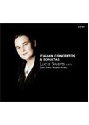 Italian Cello Concertos & Sonatas: Vivaldi, Boccherini, Etc. (Music CD)