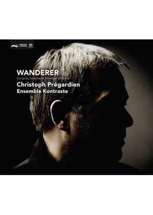 Der Wanderer: Songs by Schumann, Killmayer & Mahler [SACD] (Music CD)