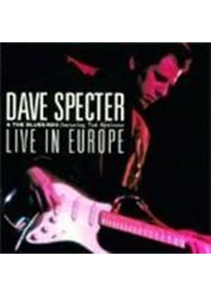 Dave Specter & The Bluebirds - Live In Europe