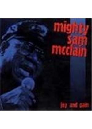 """Mighty"" Sam McClain - Joy And Pain"