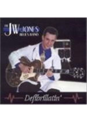 JW Jones Blues Band - Defibrillatin' [Digipak]