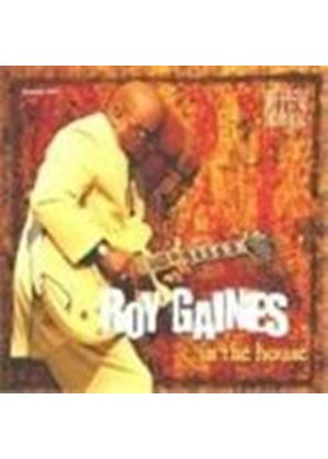 Roy Gaines - In The House (Lucerne Blues Festival)