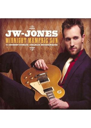 JW Jones - Midnight Memphis Sun (Music CD)