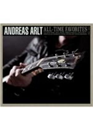 Andreas Arit - All-Time Favorites (Music CD)