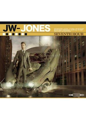 JW-Jones - Seventh Hour (Music CD)