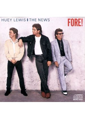 Huey Lewis And The News - Fore (Music CD)