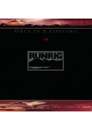 Runrig - Once In A Lifetime (Music CD)