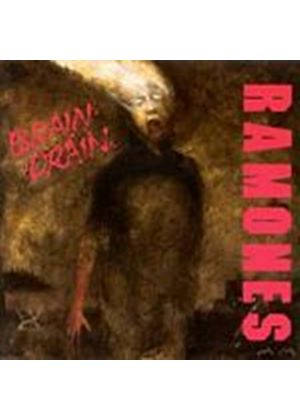 The Ramones - Brain Drain (Music CD)