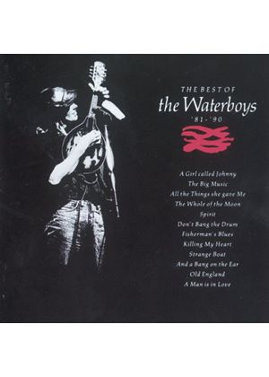 The Waterboys - Waterboys - Best Of 81 - 90 (Music CD)