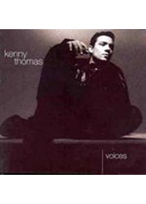 Kenny Thomas - Voices (Music CD)