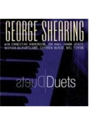 George Shearing - Duets (Music CD)