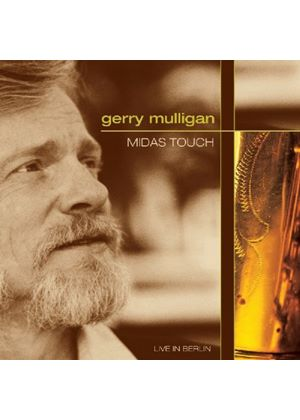 Gerry Mulligan - Midas Touch (Music CD)