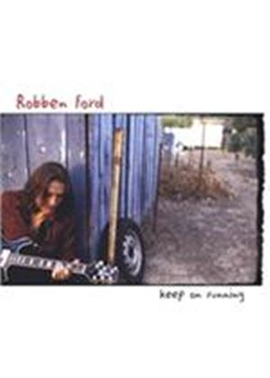 Robben Ford - Keep on Running (Music CD)