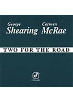 Carmen McRae - Two For The Road (Music CD)