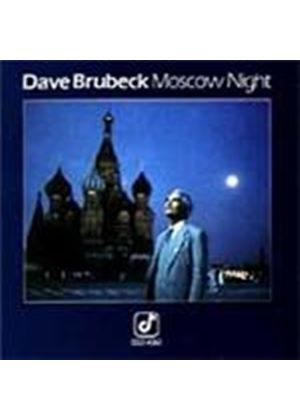 Dave Brubeck - Moscow Night (Music CD)
