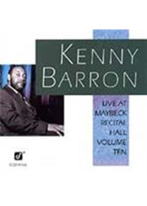 Kenny Barron - Live At Maybeck Recital Hall Vol.10 (Music CD)
