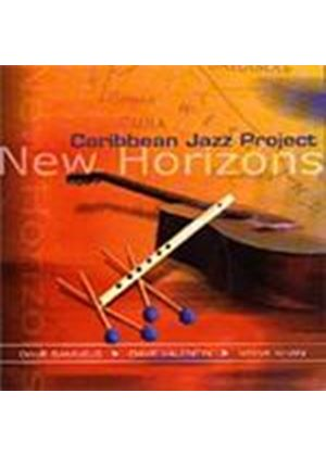 Caribbean Jazz Project (The) - New Horizons (Music CD)