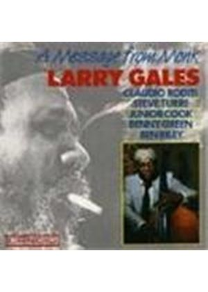 Larry Gales - Message From Monk, A