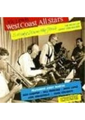 Vic Lewis West Coast All Stars - Shake Down The Stars (The Music Of Jimmy Van Heusen)