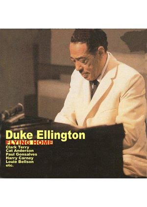 Duke Ellington - Flying Home (Music CD)