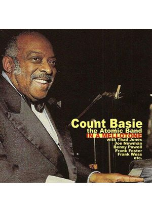 Count Basie - In a Mellotone (Music CD)