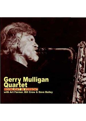 Gerry Mulligan - Moonlight in Vermont (Live Recording) (Music CD)