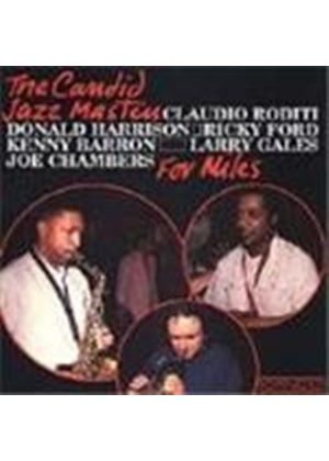 Candid Jazz Masters - For Miles