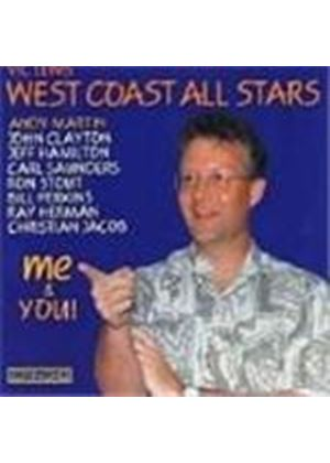 Vic Lewis West Coast All Stars - Me And You