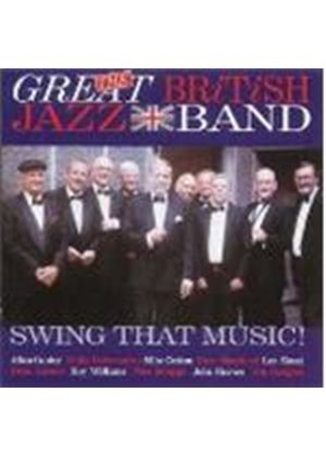 Great British Jazz Band (The) - Swing That Music