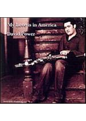 David Power - My Love Is In America (Music CD)