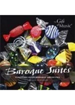 Baroque Suites (Music CD)
