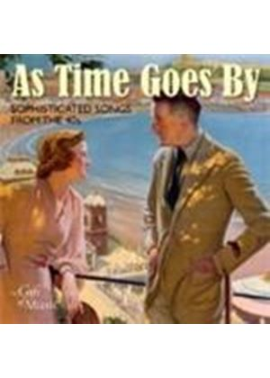 Various Artists - As Time Goes By (Music CD)