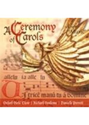 (A) Ceremony of Carols (Music CD)