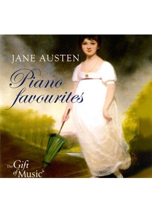 Jane Austen Piano Favourites (Music CD)