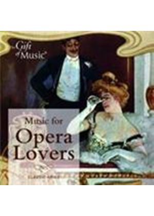 Works for Opera Lovers (Music CD)