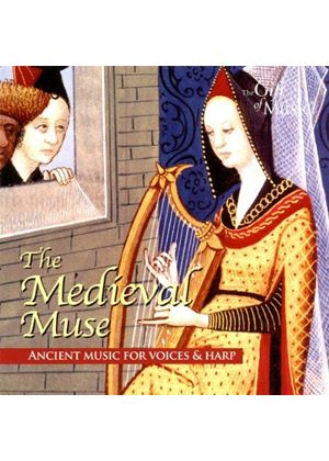 Medieval Muse (Music CD)