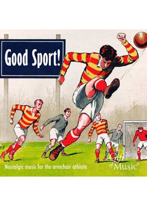 Good Sport (Music CD)