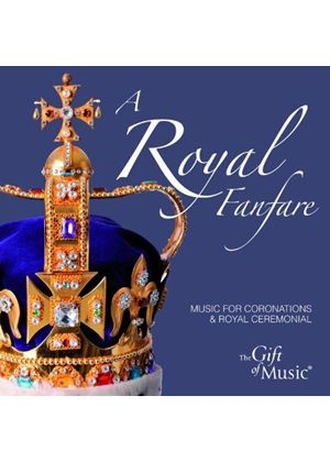Royal Fanfare (Music CD)