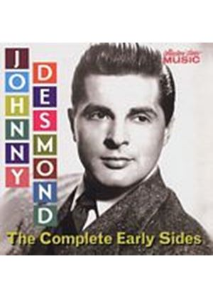 Johnny Desmond - The Complete Early Sides (Music CD)