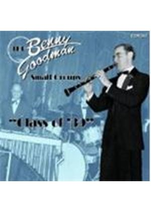 Benny Goodman - Benny Goodman Small Groups, The (Class Of '39)