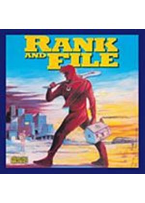 Rank And File - Rank And File (Music CD)