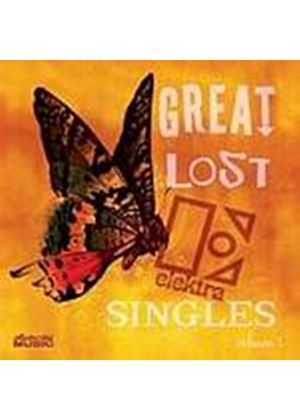 Various Artists - Great Lost Elektra Singles Volume 1 (Music CD)