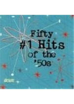 Various Artists - Fifty #1 Hits Of The 50's