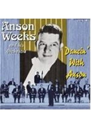 ANSON WEEKS - DANCIN WITH ANSON